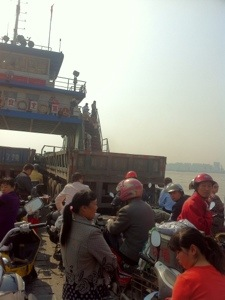 Crossing the Yangtze