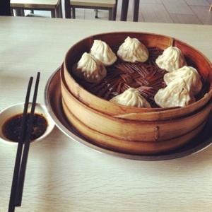 Authentic Xiaolongbao