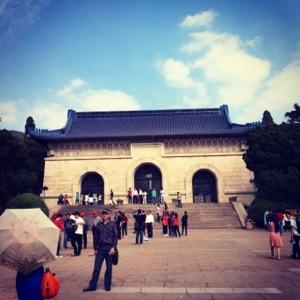 Sun Yat-sen's Mausoleum